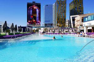 Blvd. Pool at Cosmopolitan of Las Vegas