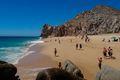 Playa del Amor in Los Cabos