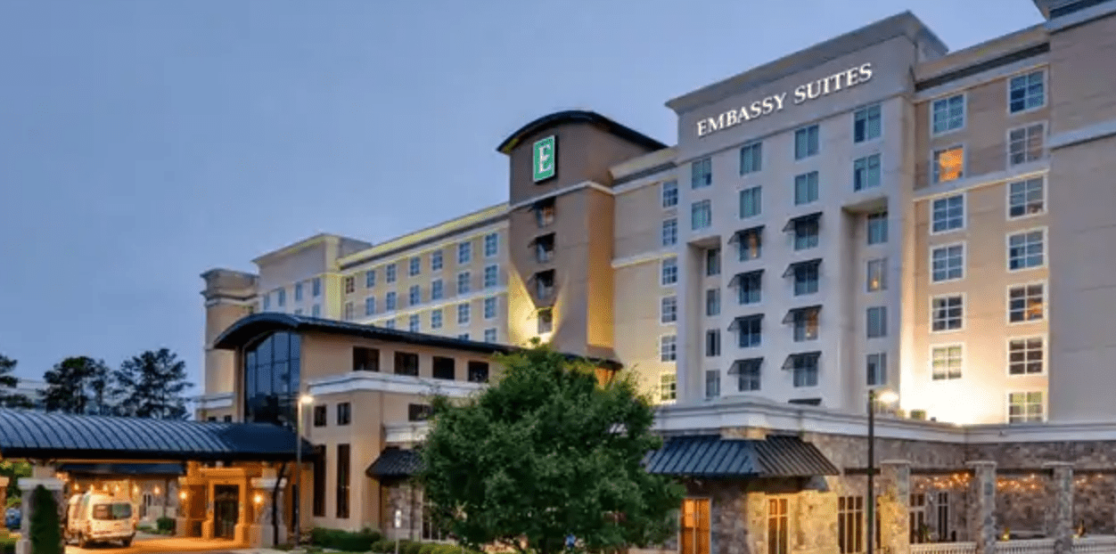 Embassy Suites by Hilton Raleigh - Durham Airport/ Brier Creek