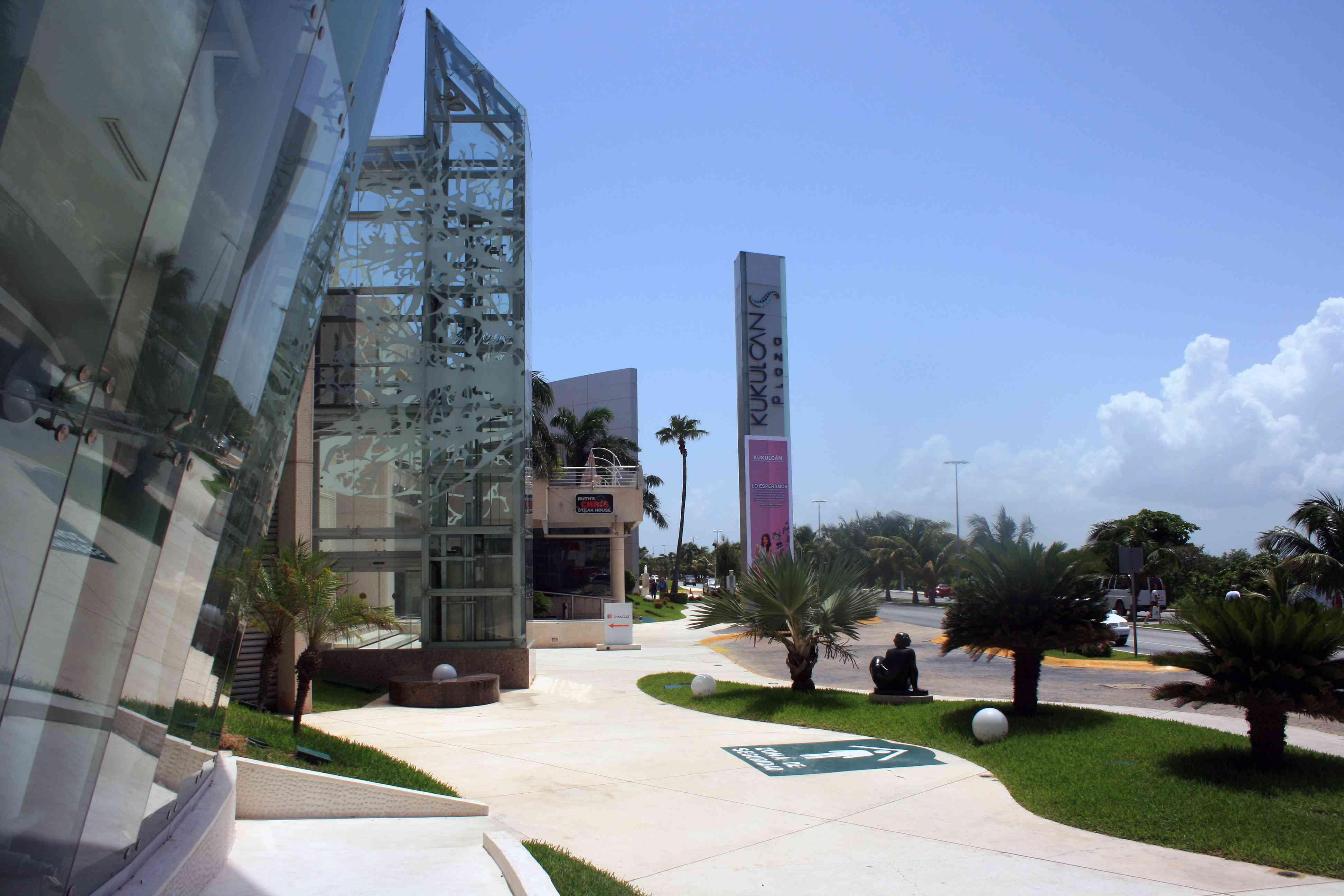Kukulcan Plaza in Cancun