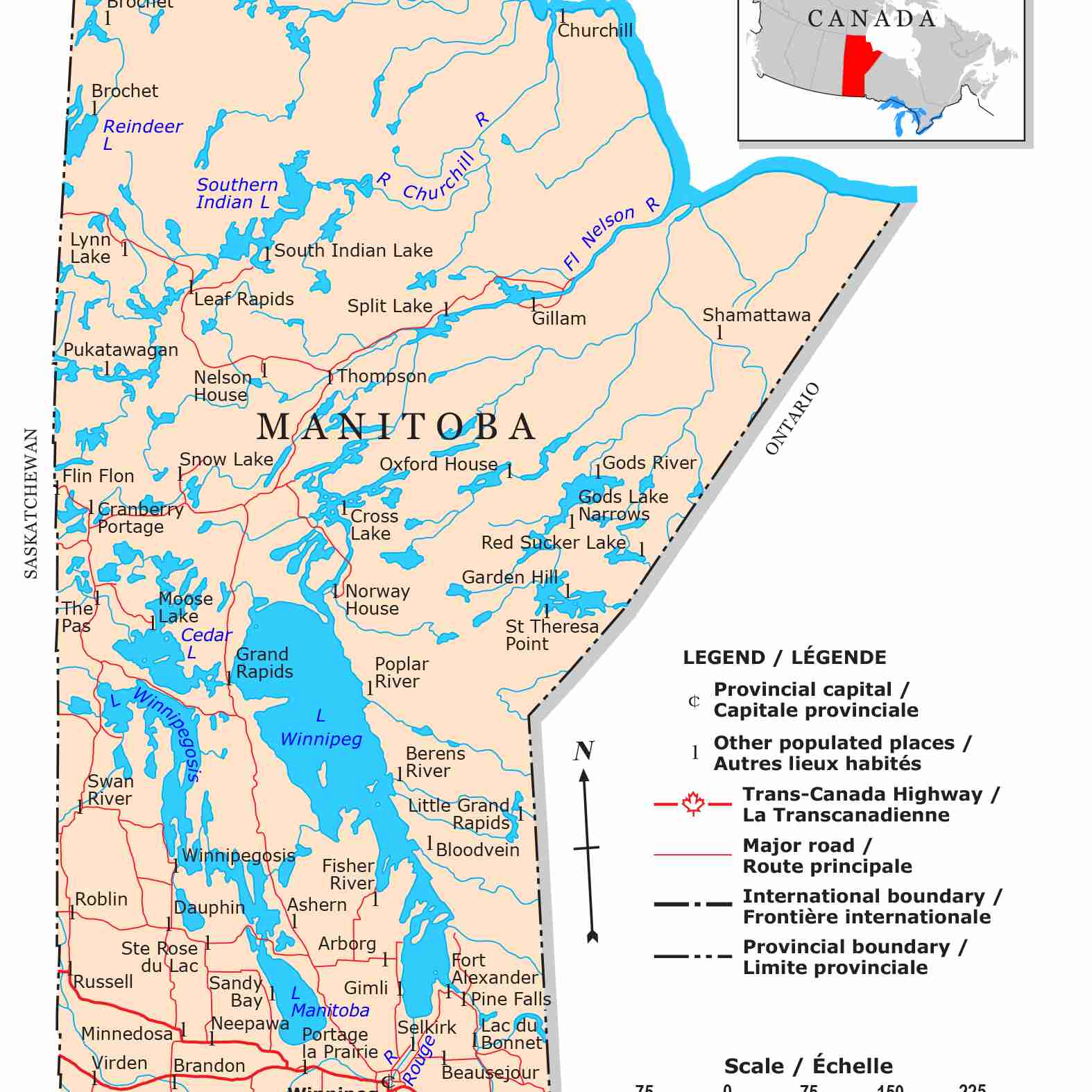 Map Of Canada Grade 9 Geography.Guide To Canadian Provinces And Territories