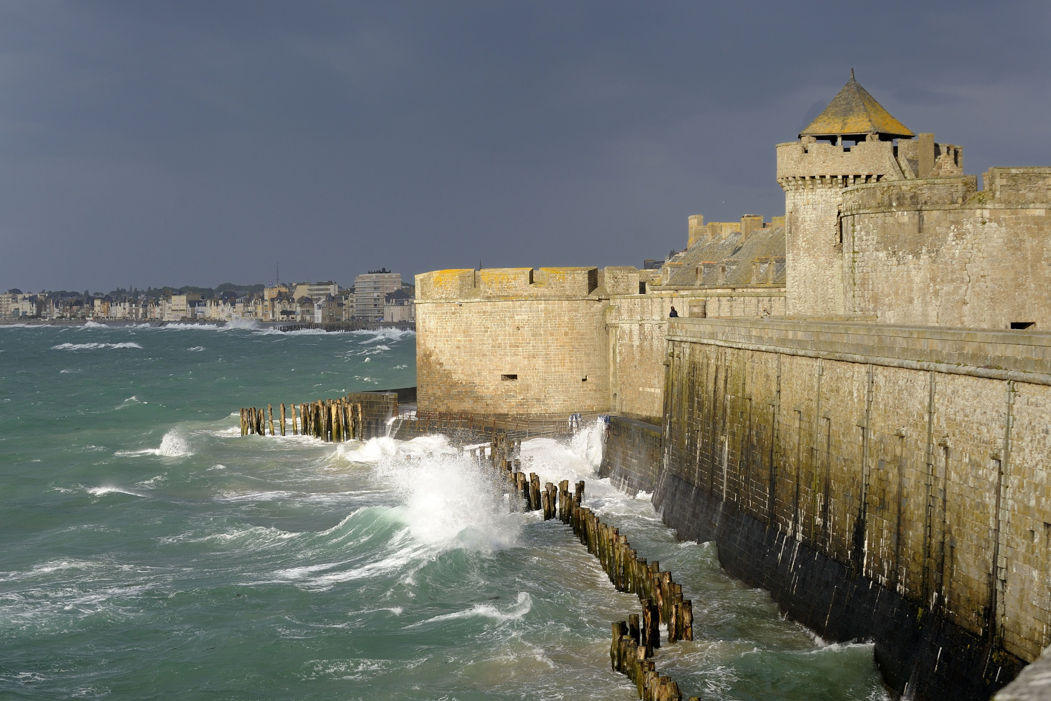 st malo in brittany