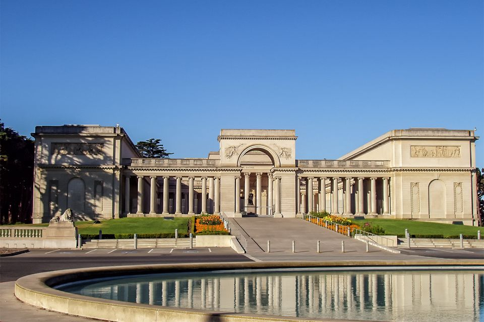 Legion of Honor Museum, San Francisco