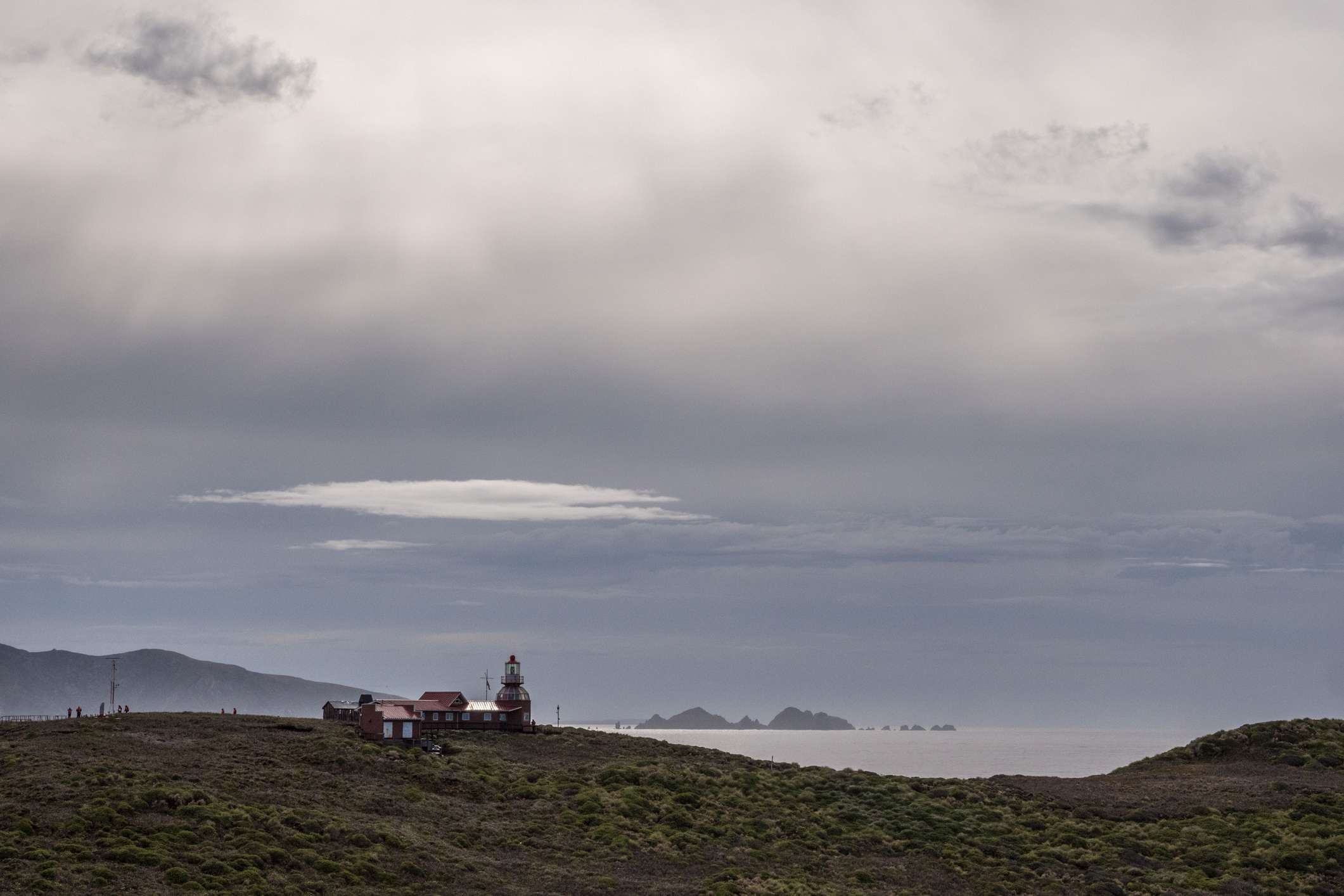 Lighthouse on Cape Horn