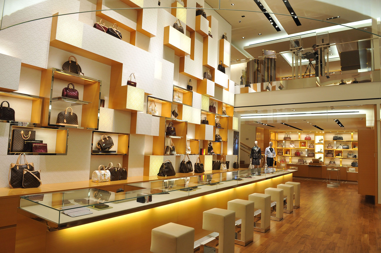Louis Vuitton Maison Store In Vancouver