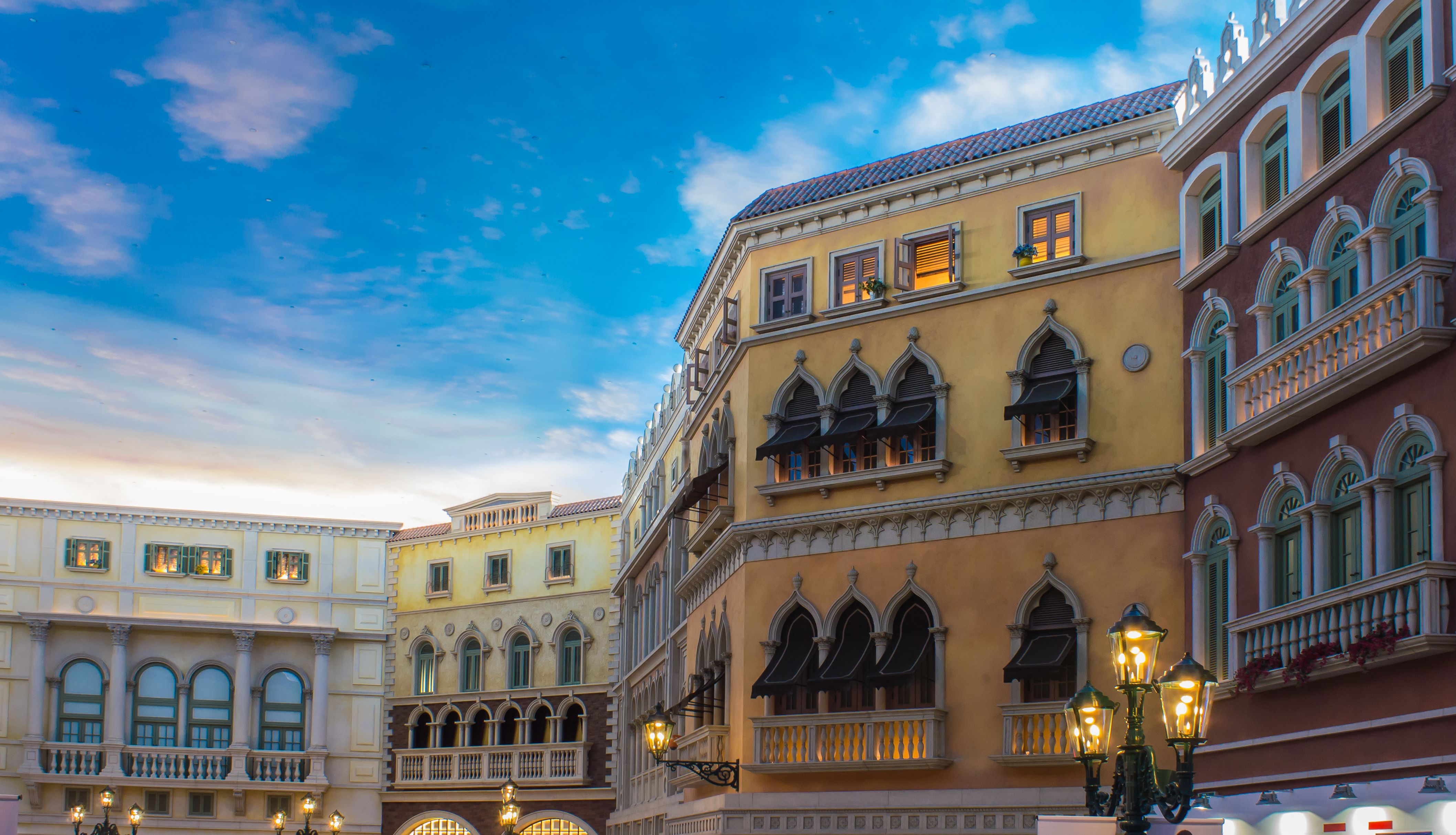 The Venetian Hotel, Macao