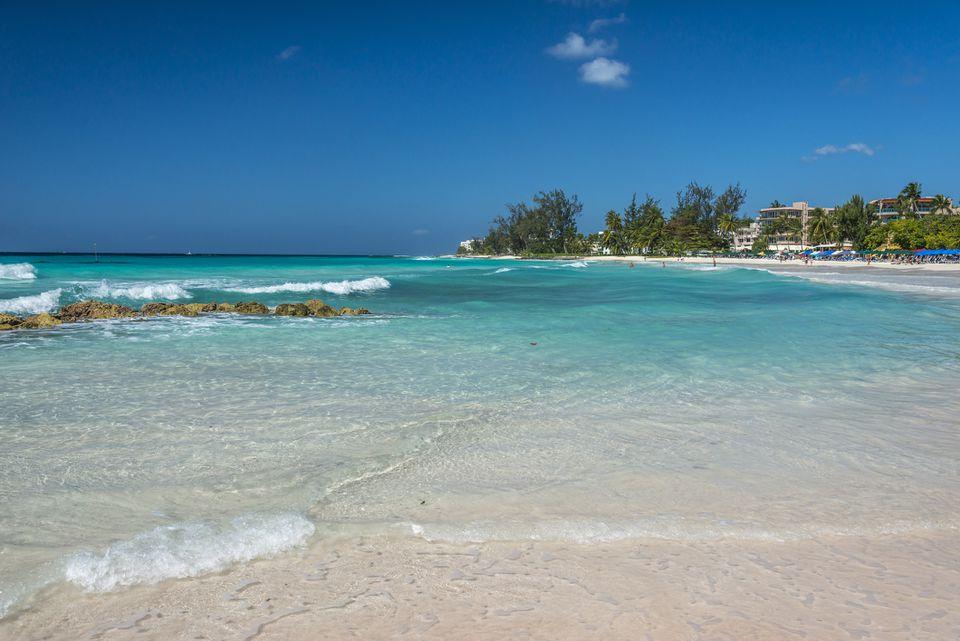Accra Beach, Barbados, West Indies