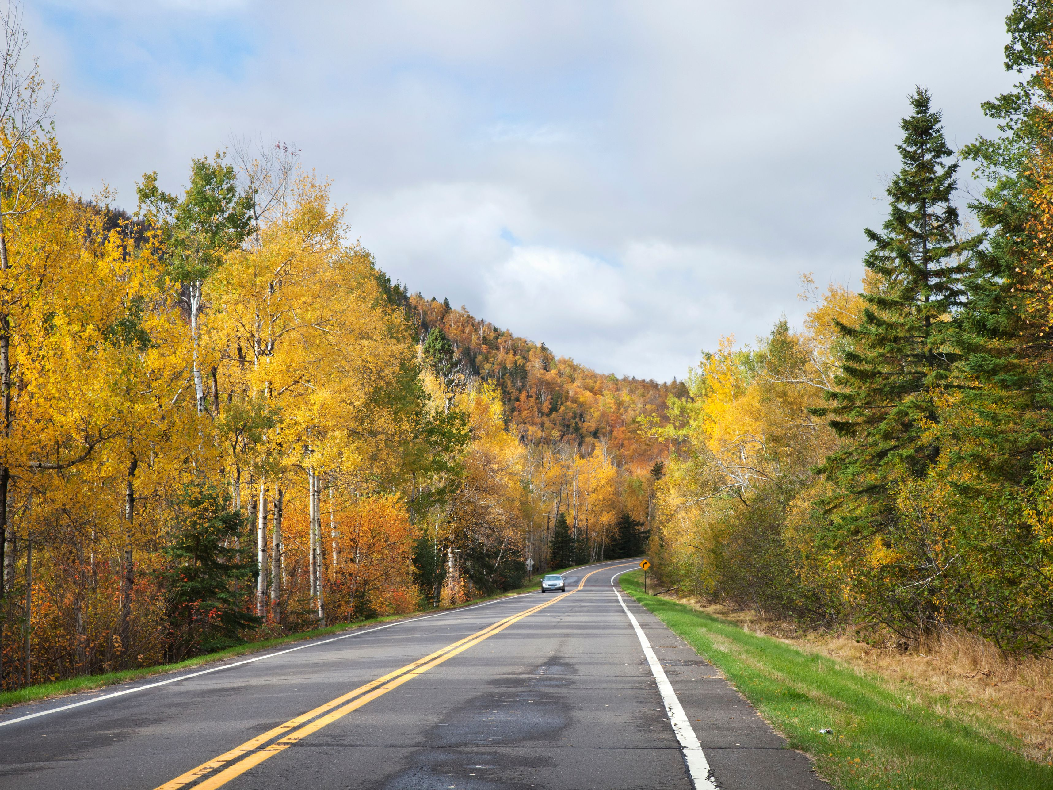 The Best Places To See Fall Foliage In Minnesota