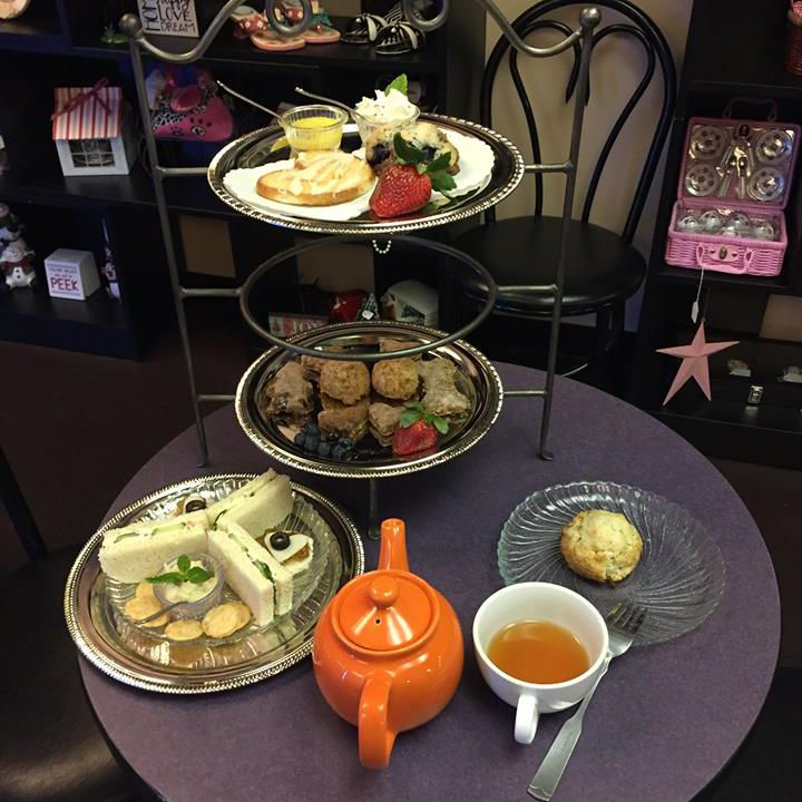 Tea Rooms Roseville