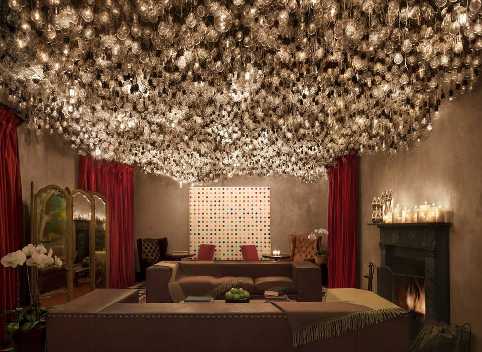 most romantic hotels in NYC, Gramercy Park Hotel