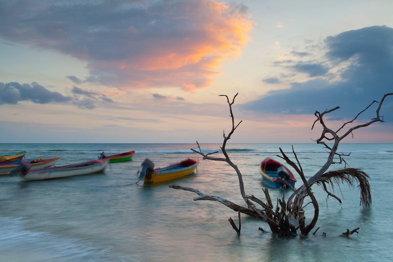Treasure Beach in Jamaica