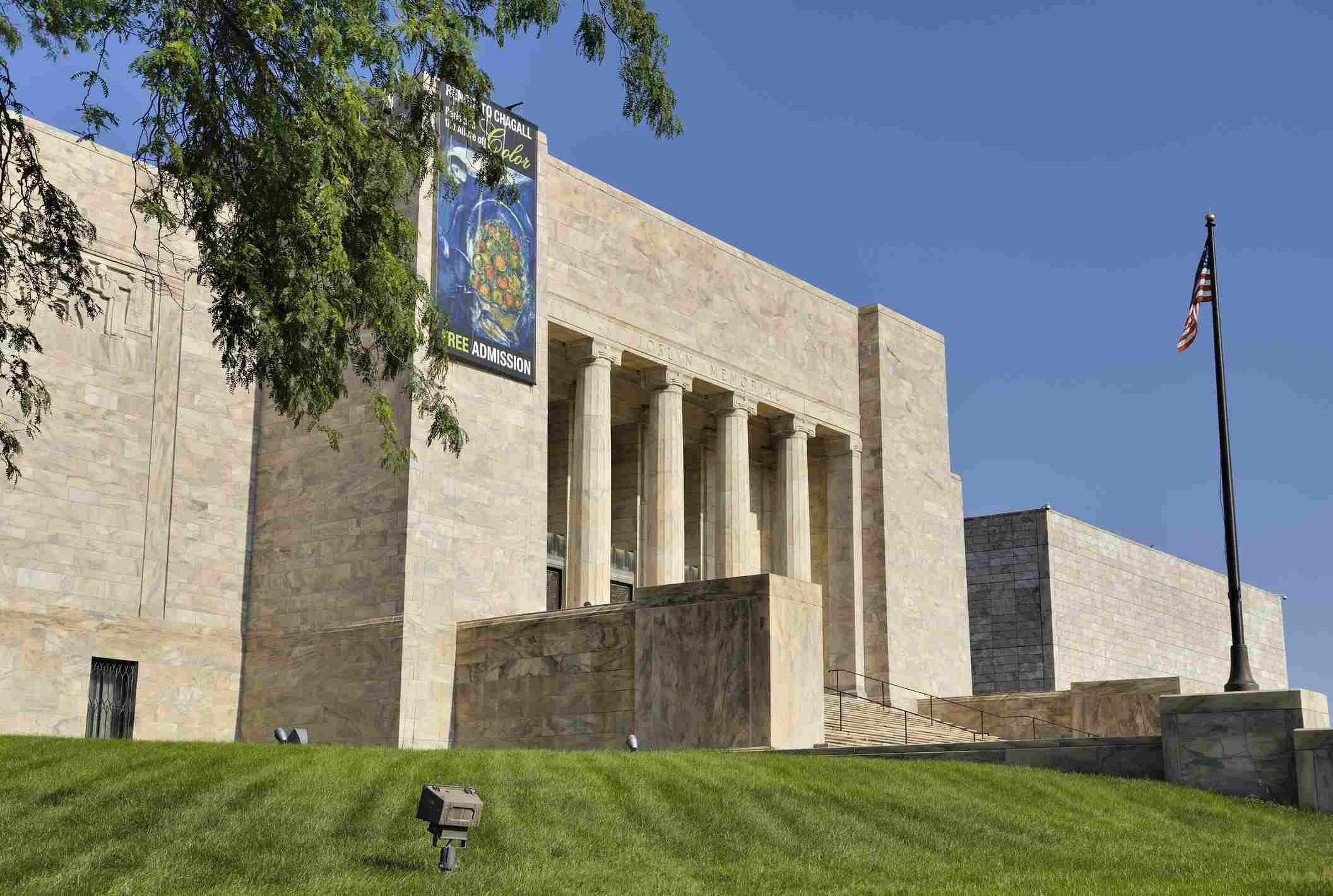 Joslyn Art Museum, Omaha
