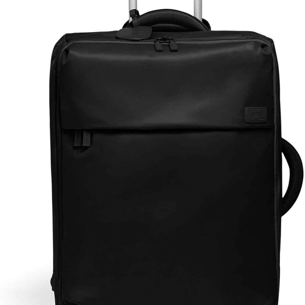 Lipault Original Plume Spinner 72/26 Luggage in black