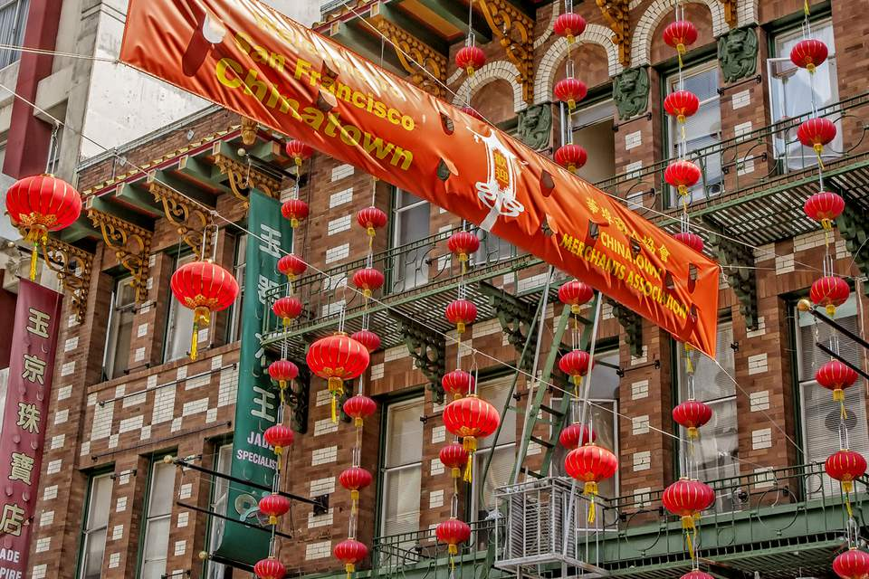 Best Guided Tours of San Francisco Chinatown