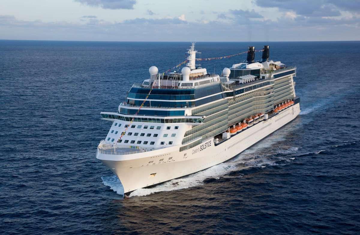 Celebrity Solstice - Celebrity Cruises' Celebrity Solstice Cruise Ship