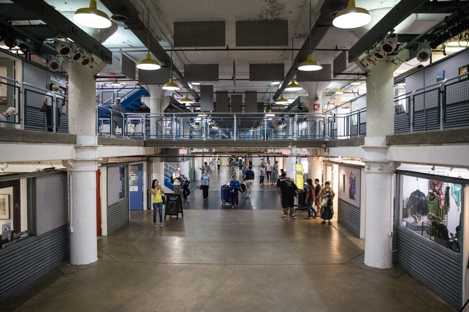 Inside the Torpedo Factory