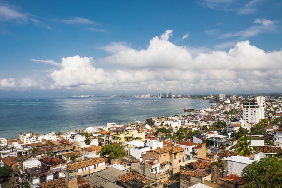 Mexico, Puerto Vallarta, Banderas Bay