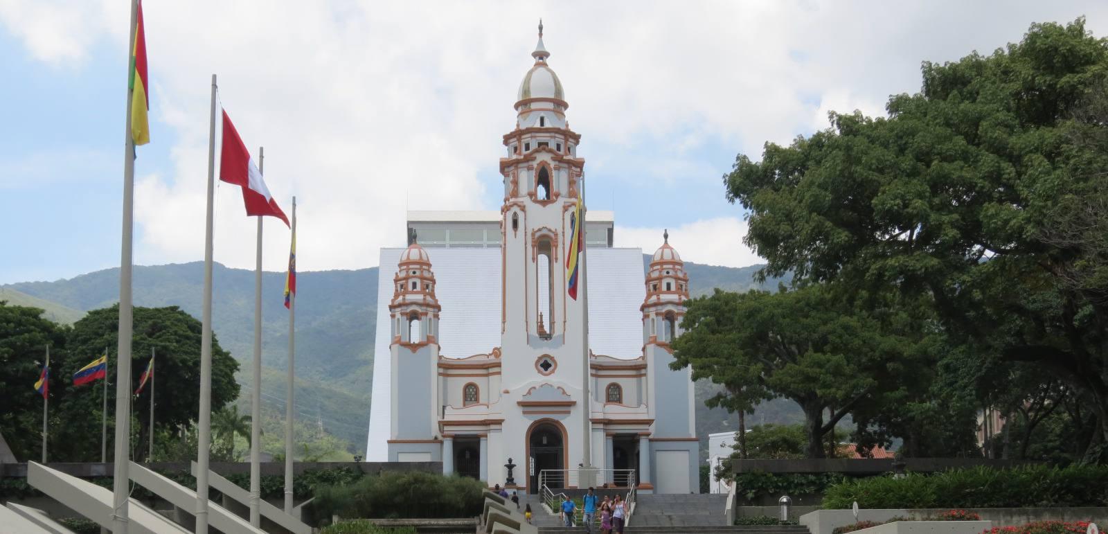 Panteón Nacional in Caracas, Venezuela