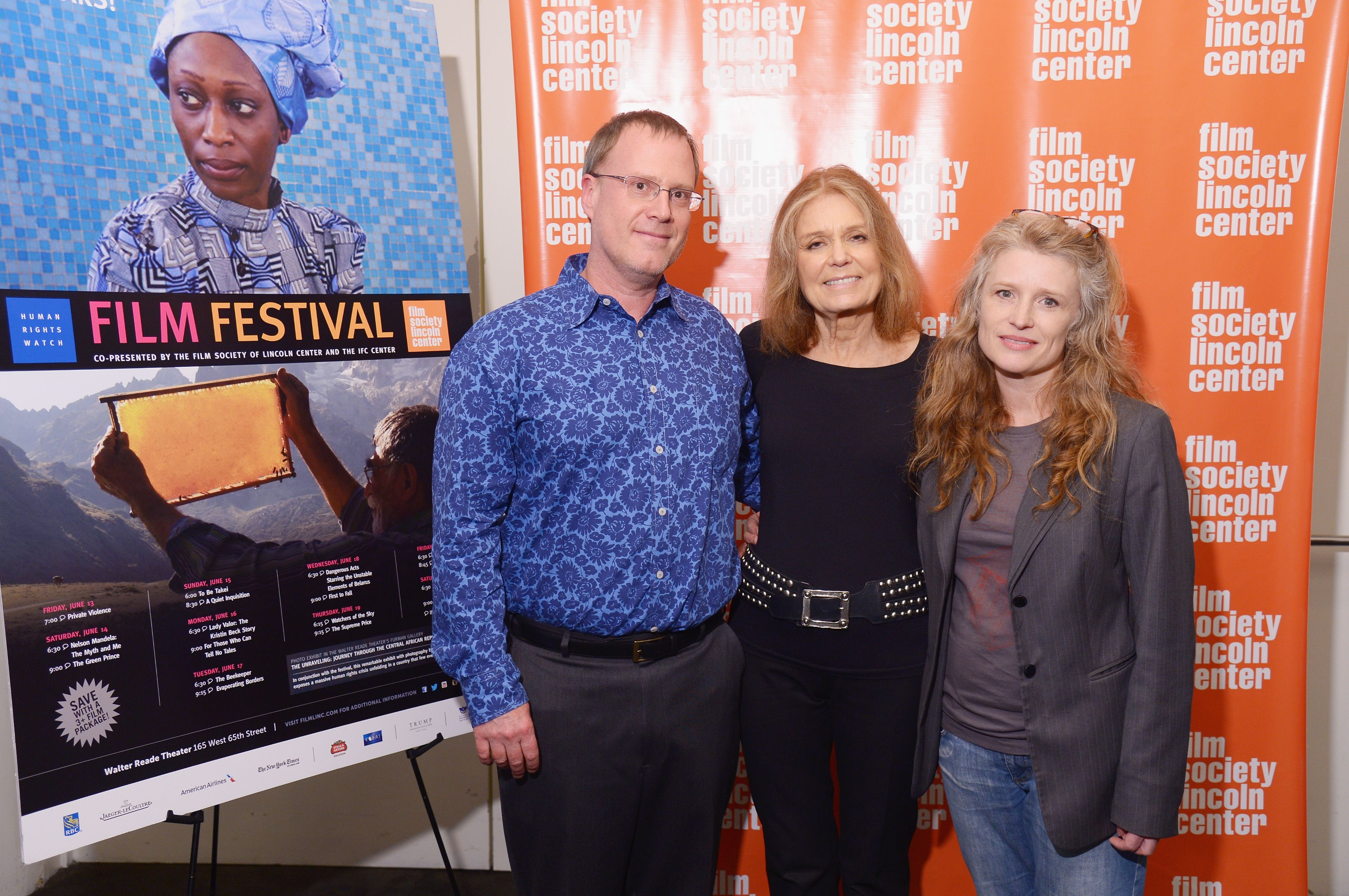 HBO Documentary 'Private Violence' NY Premiere At HRWFF