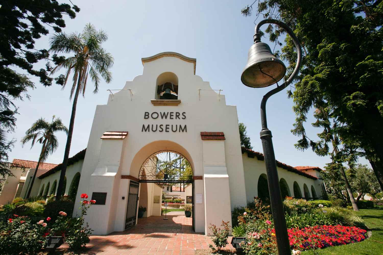 Bowers Museum in Santa Ana, CA