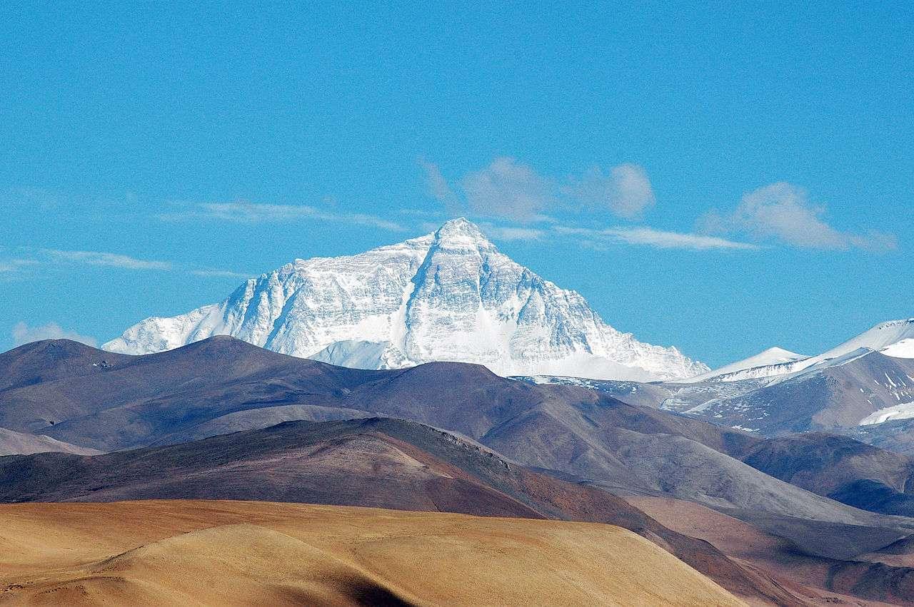 Mt. Everest North Side