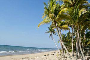 Hawaii Beach near Miri