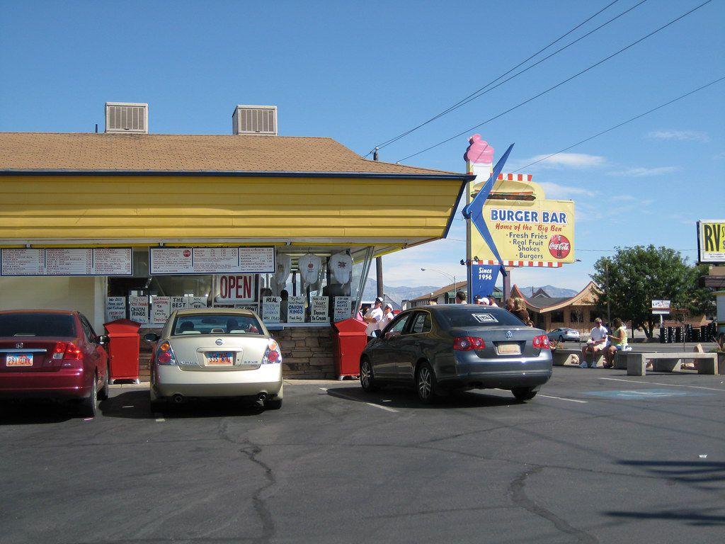 Burger Bar roy Utah