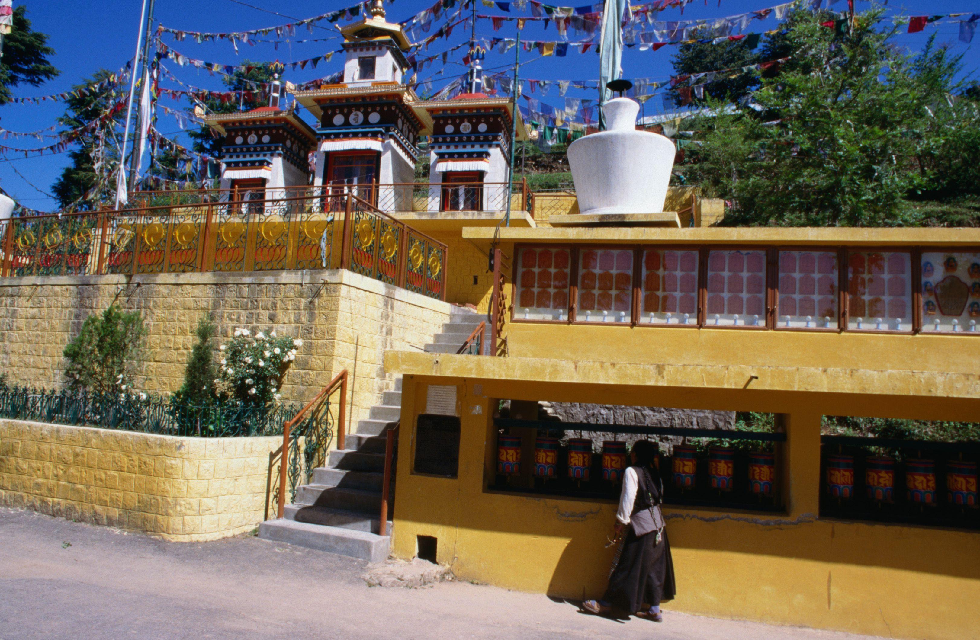 The Tsuglagkhang complex