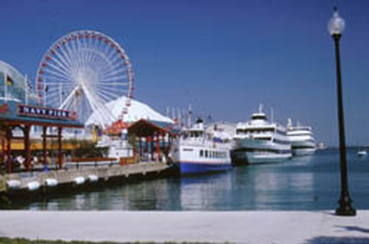 navy pier chicago landmarks and attractions
