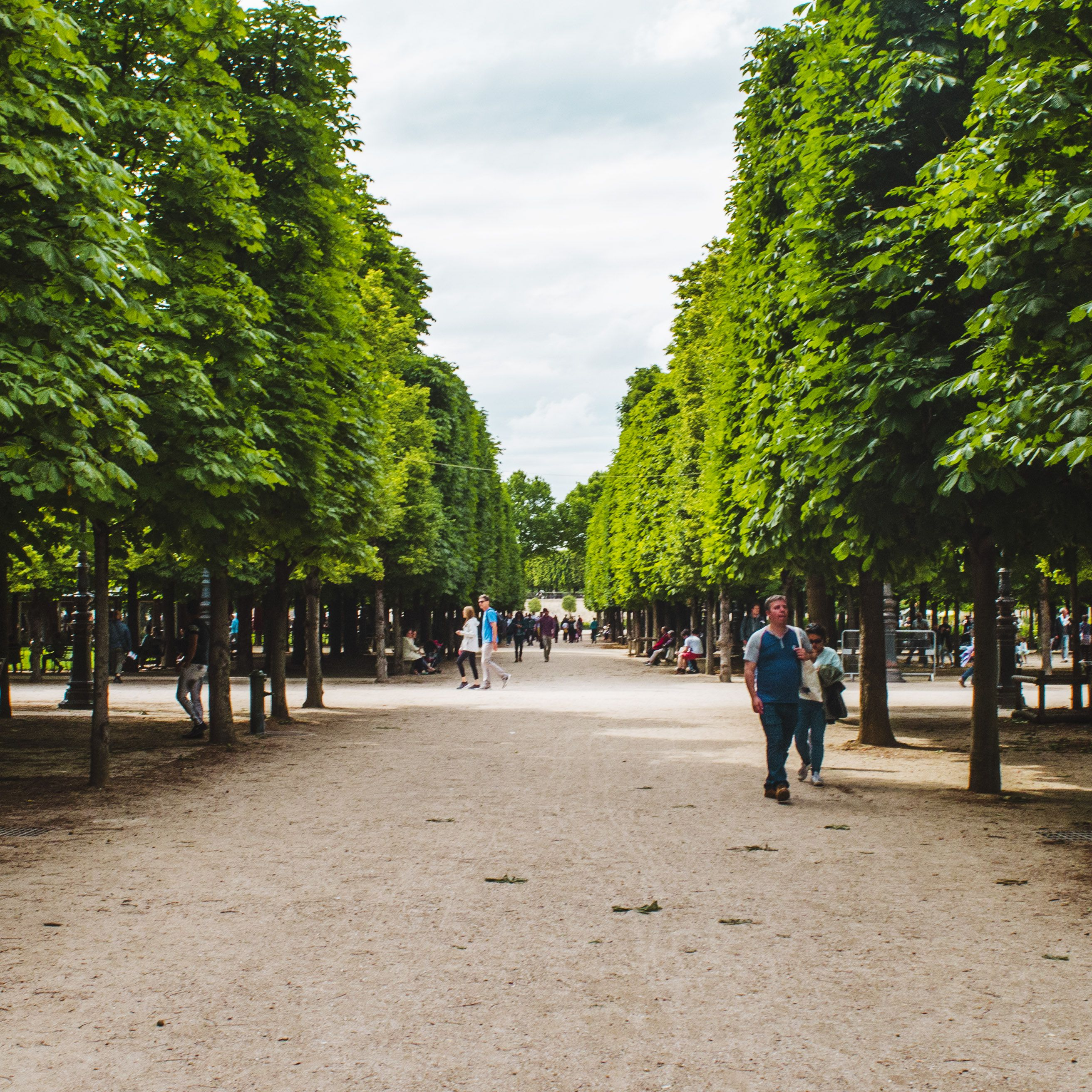 The Jardin Des Tuileries In Paris A Royal Gem