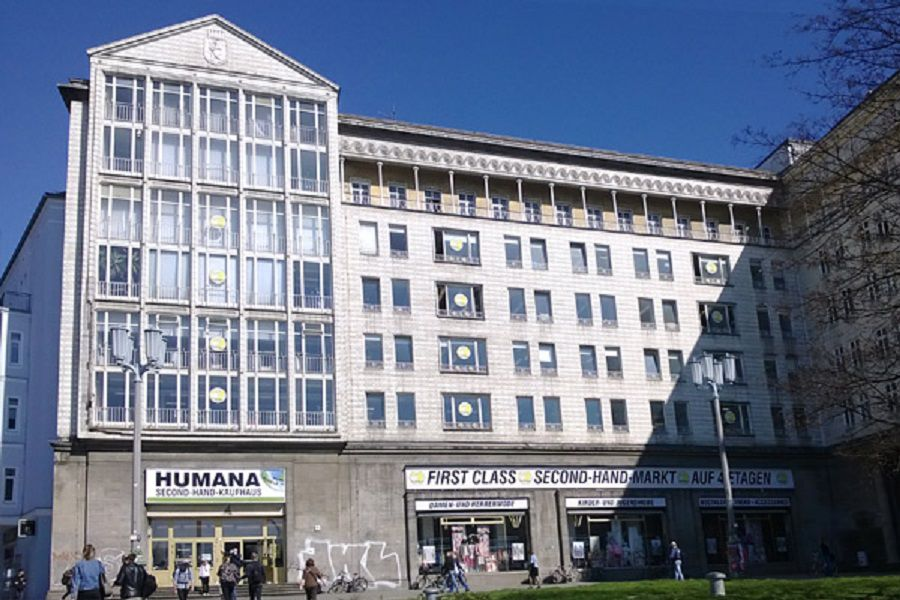 Humana in Freidrichshain, Berlin