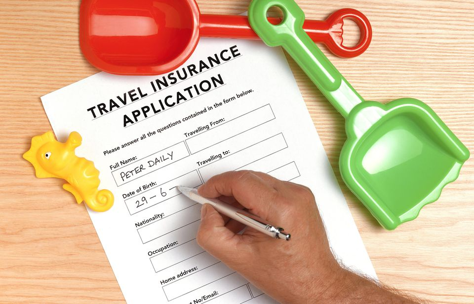 Travel Insurance Application