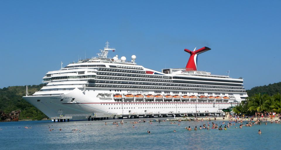 Carnival Liberty Western Caribbean Cruise Journal