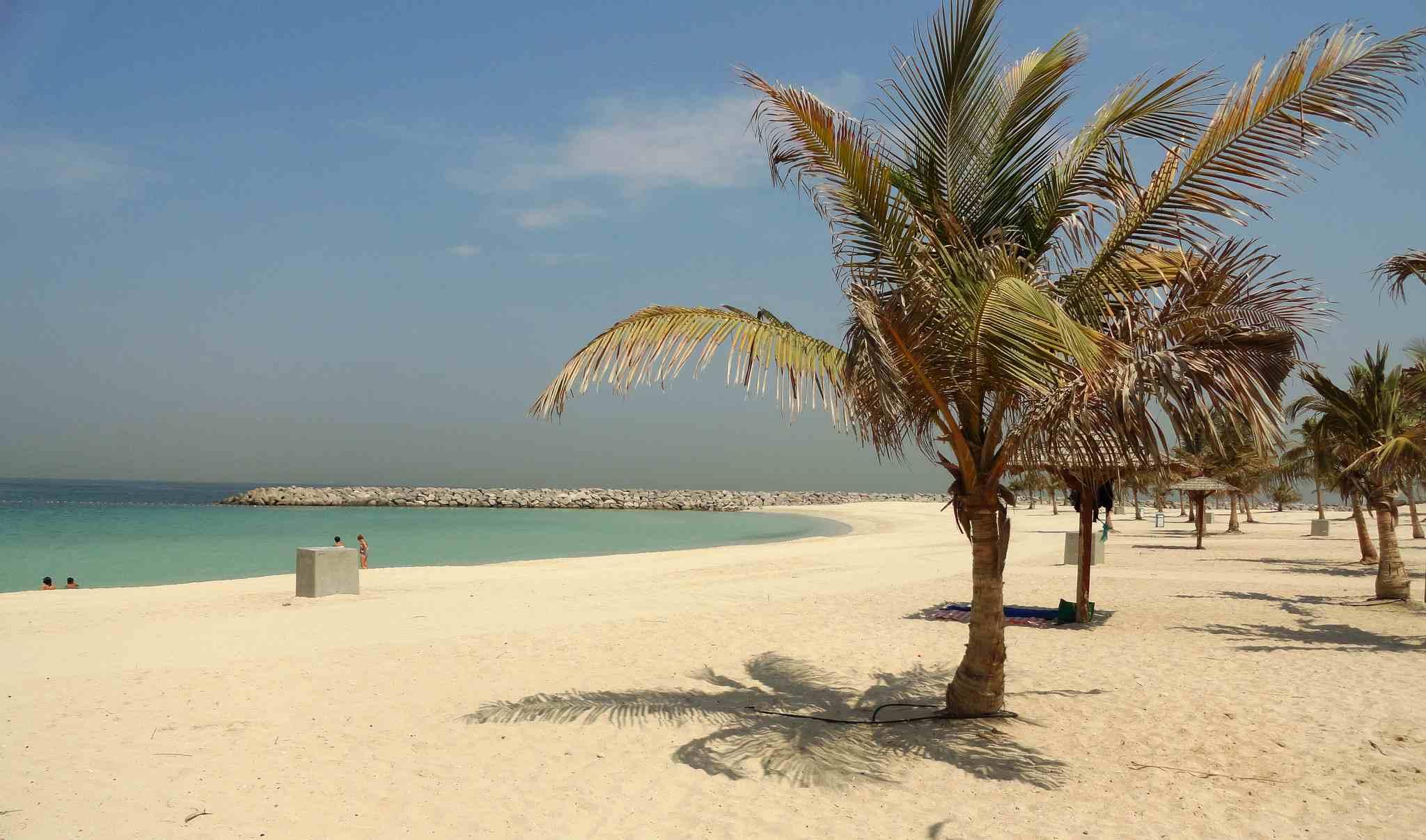 Al Mamzar Beach Club, Dubai