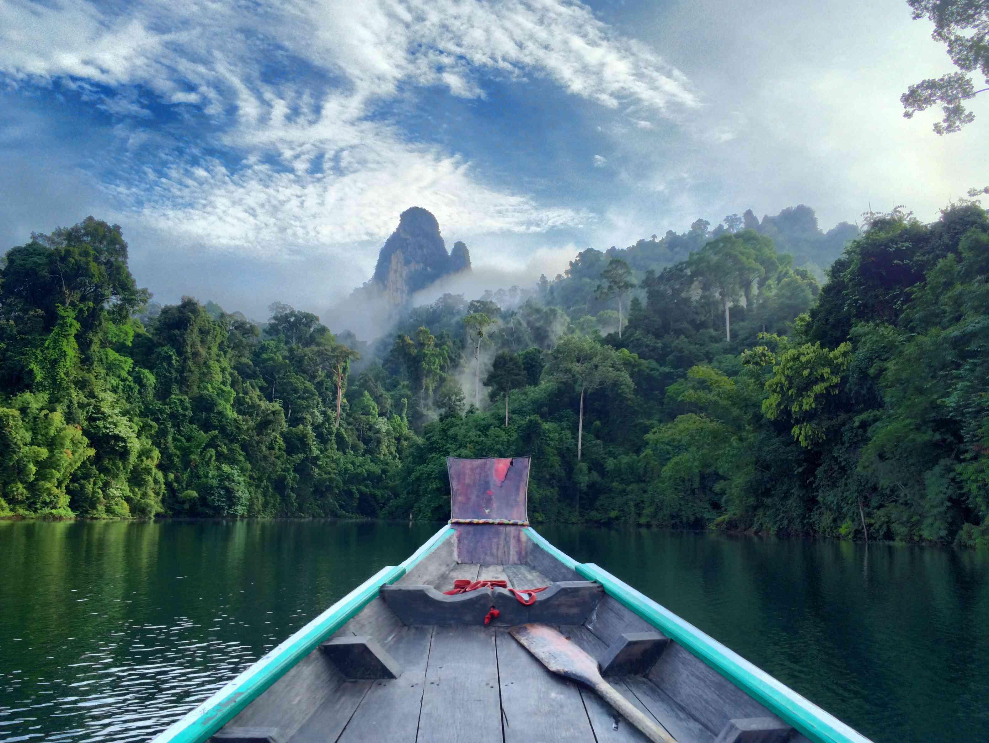 Little Amazon, Takua Pa