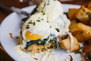 A delicious San Francisco breakfast
