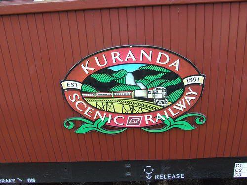 Kuranda Scenic Railway Car
