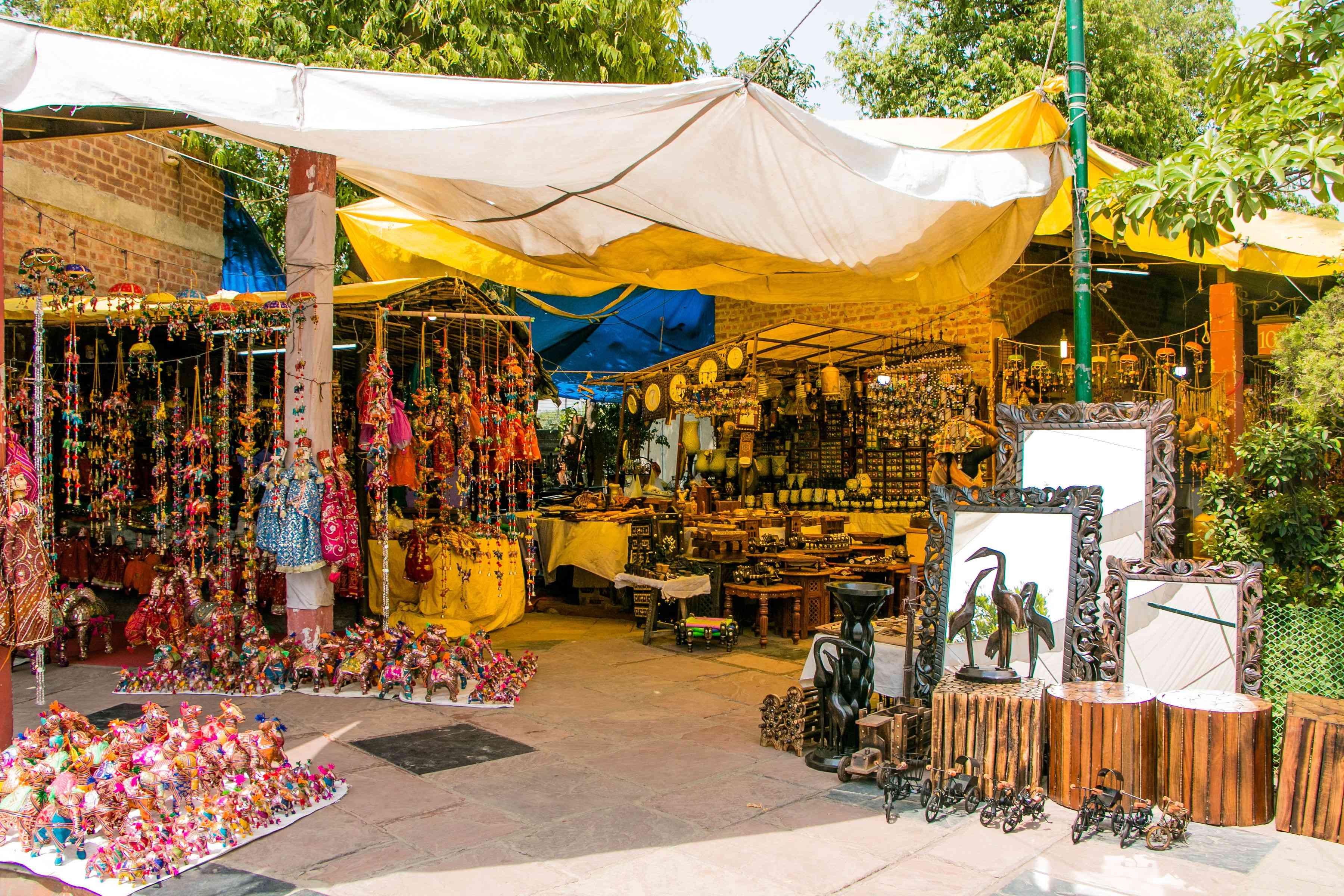 Mercado Dilli Haat