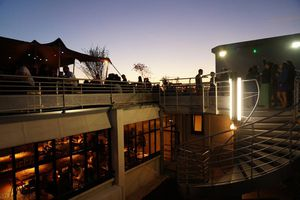 The Perchoir is one of Paris' coveted rooftop bars.
