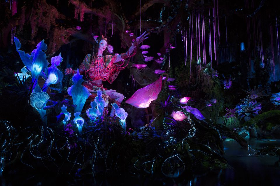 Na'vi Shaman Pandora World of Avatar