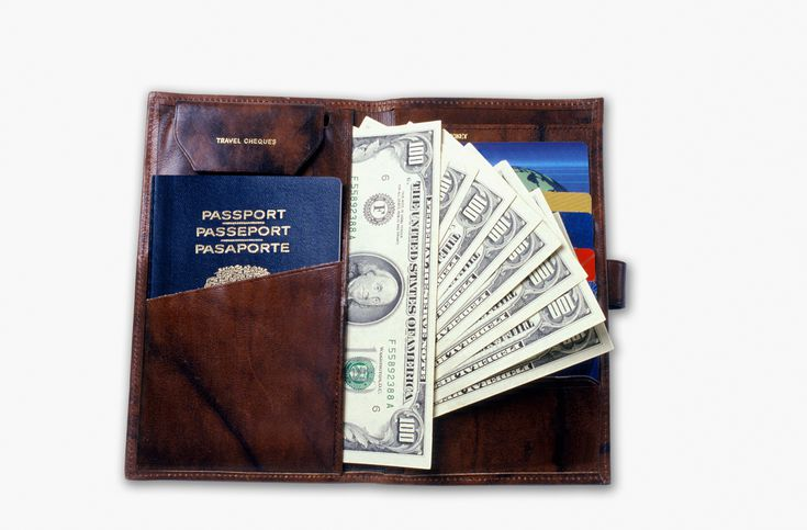 Girls In The Swimming Pool Blocking Print Passport Holder Cover Case Travel Luggage Passport Wallet Card Holder Made With Leather For Men Women Kids Family
