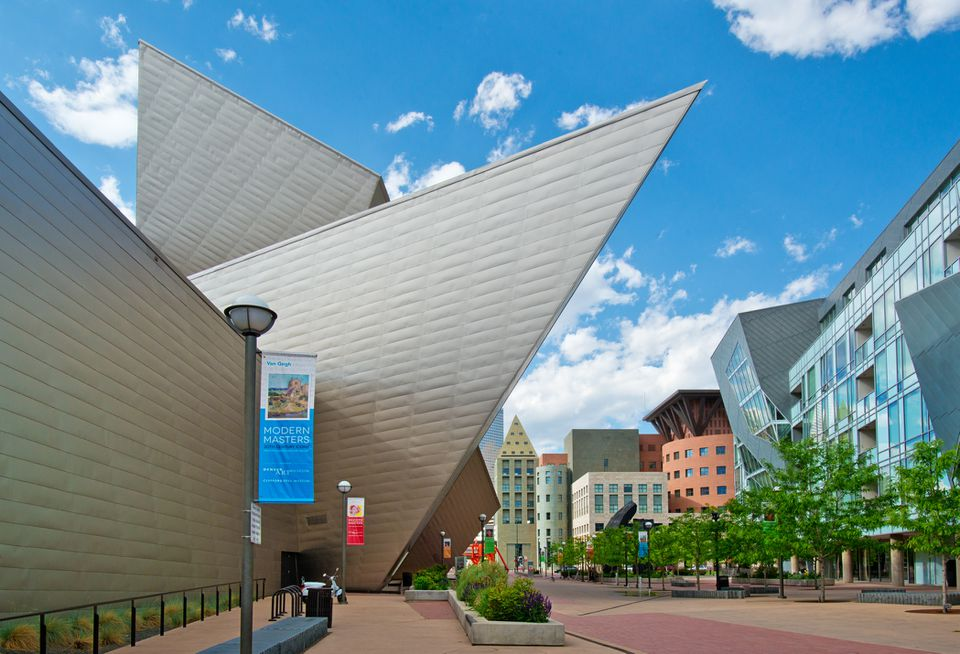 Denver Art Museum, Colorado