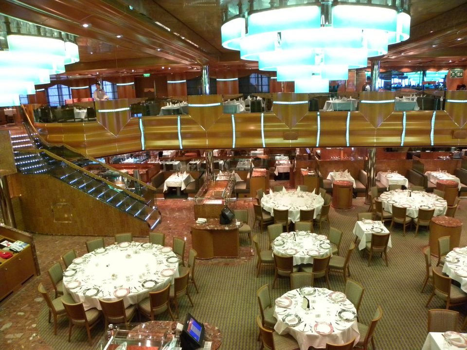Carnival Magic - Southern Lights Dining Room