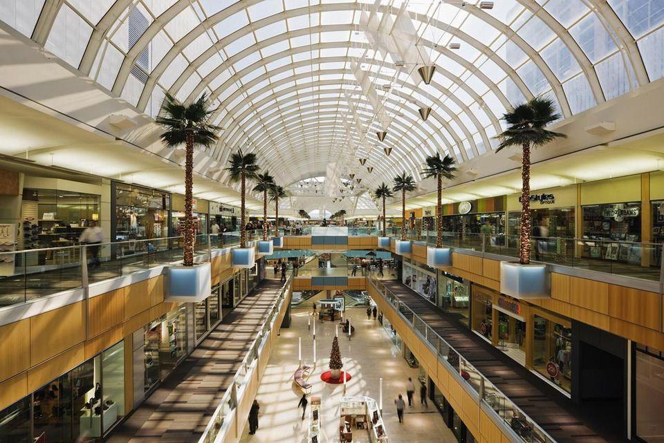 Malls in the Dallas Fort Worth Metroplex