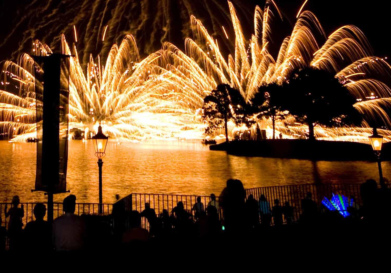 Illuminations Fireworks at Epcot Disney World