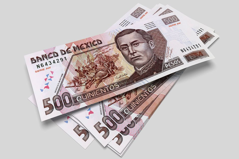 Mexican Five Hundred Pesos