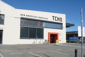 TCHO, one of the best chocolate shops in San Franscisco