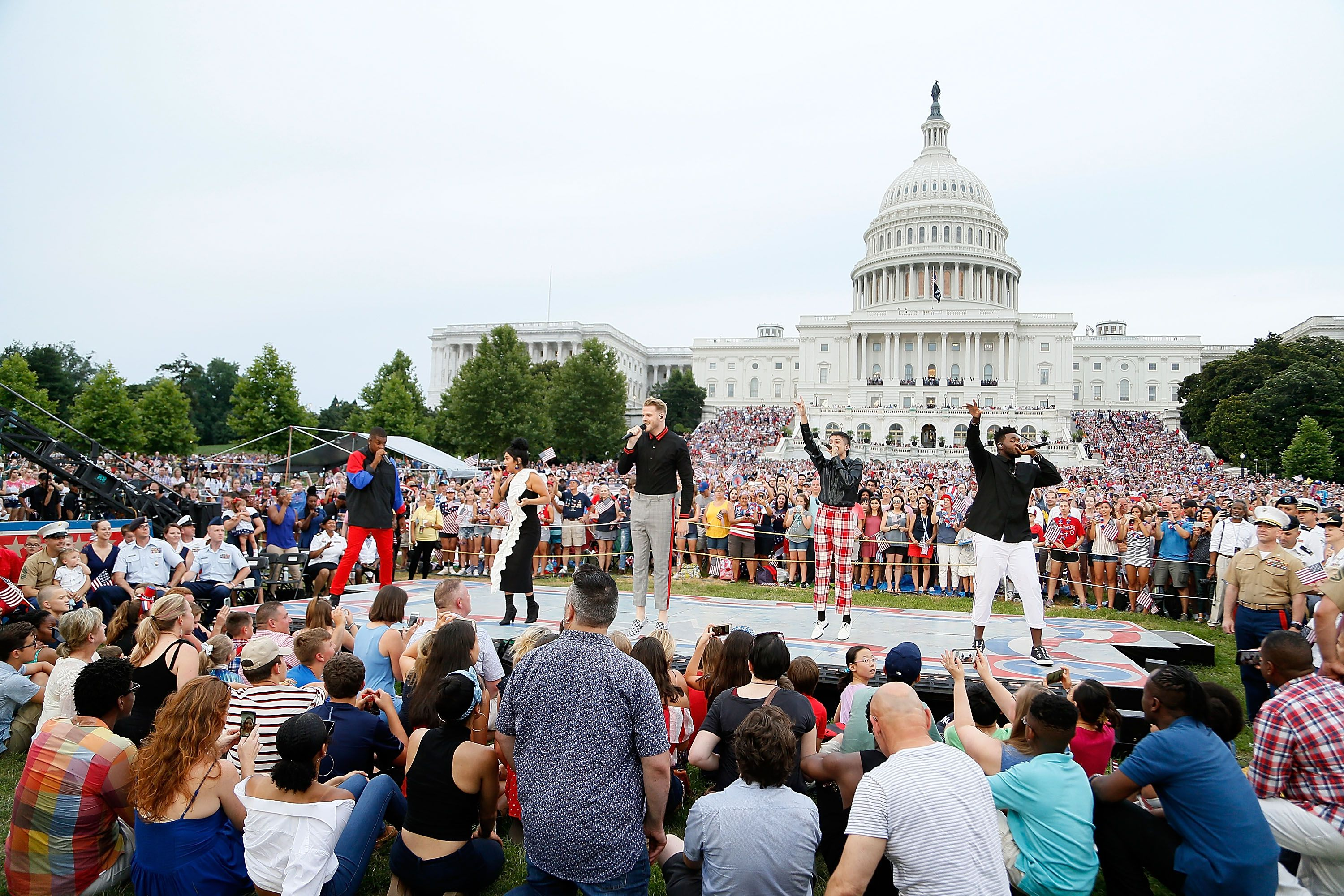 A Capitol Fourth Event