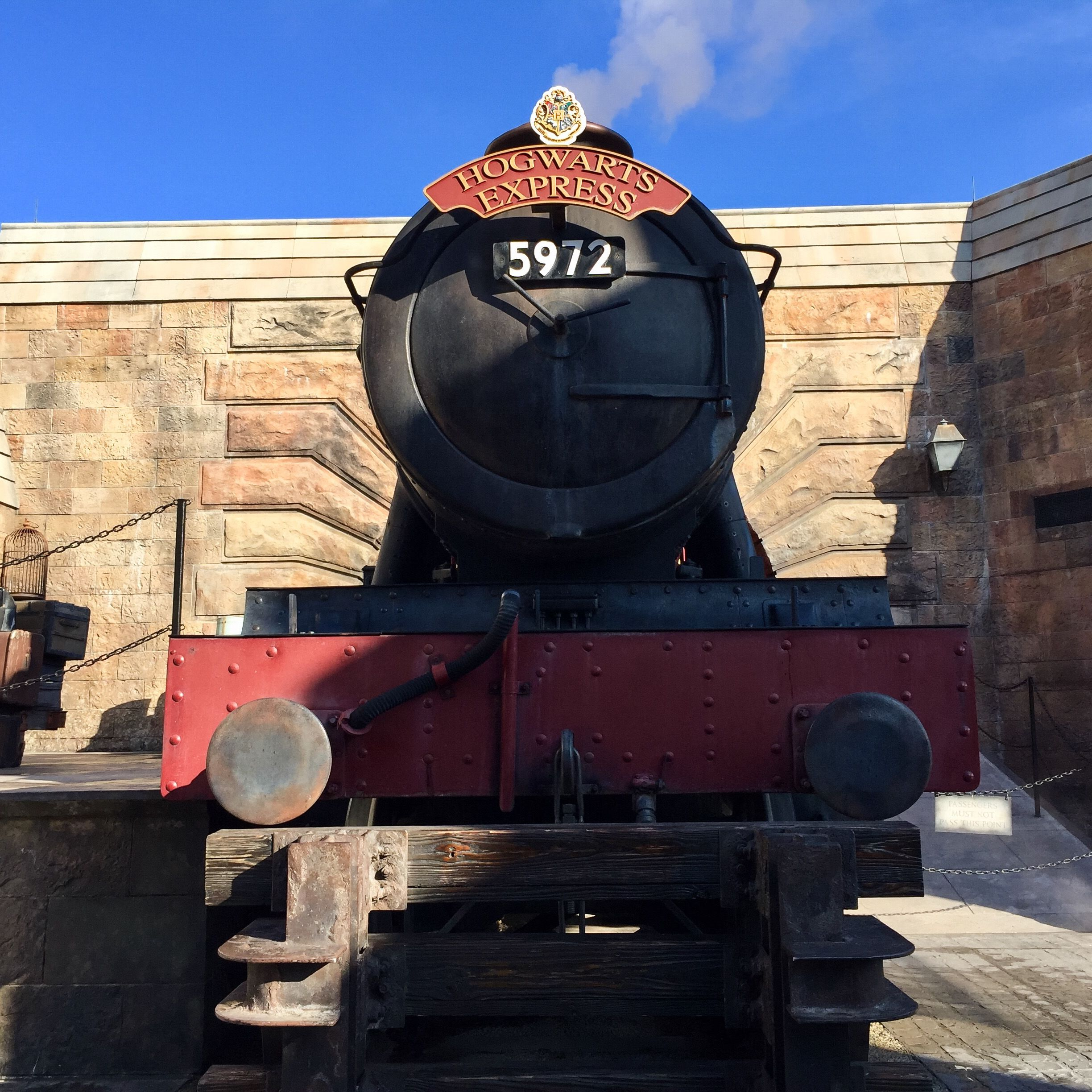 Review of Hogwarts Express - Harry Potter Train Ride