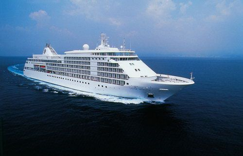 Silversea Silver Whisper Cruise Ship
